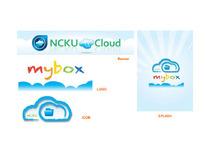 成功大學雲端logo/網頁icon-G & K 工作室