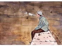 寂寞的菸-奧斯卡